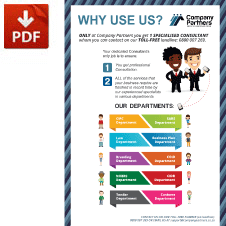 Why Use Us Brochure