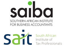 We are Registered with SAIBA and SAIT