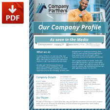 Our Company Profile: