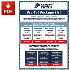 Package List Aug